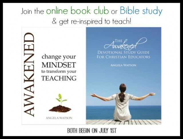 Awakened online book club and Bible study
