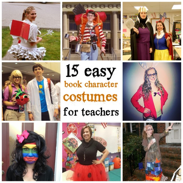 easy book character costumes for girls wwwimgkidcom