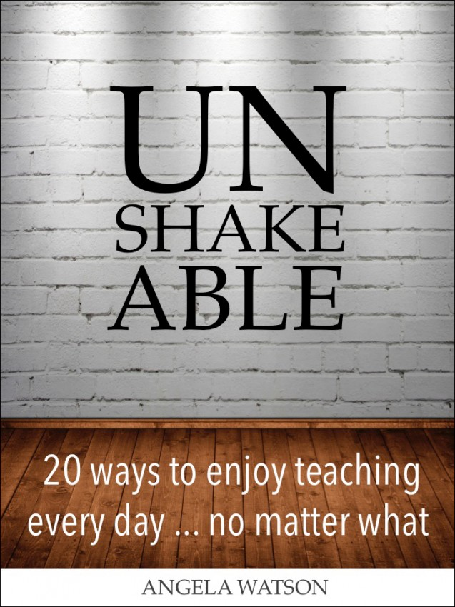 Is it possible to enjoy teaching every day...no matter what?