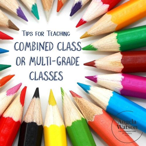 Tips For Teaching Combined Classmulti Grade Classes