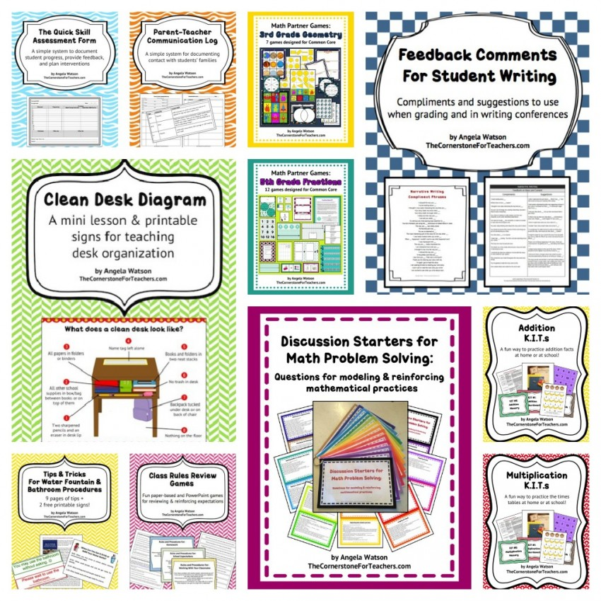 Share Photos Of My Resources Being Used In Your Classroom